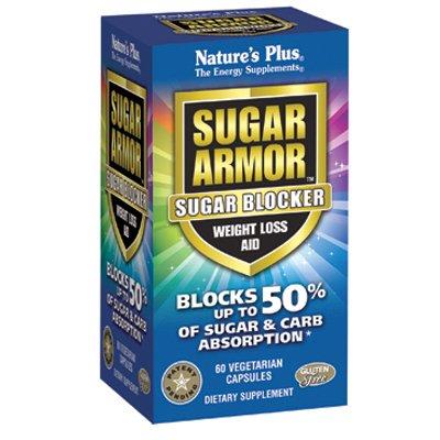 Sucre Armor (sucre Blocker) Plus 60 Les VCAPS de