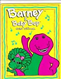 img - for Barney and Baby Bop Coloring Book book / textbook / text book