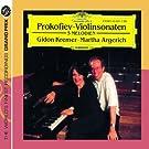 Prokofiev : Sonates pour violon et piano - Cinq m�lodies
