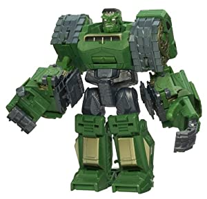 Amazon.com: Marvel Legends Transformers Crossovers - Hulk: Toys