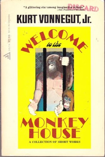 Welcome to the Monkey House, vonnegut, kurt
