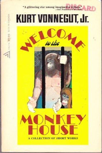 Welcome to the Monkey House, vonnegut, kurt