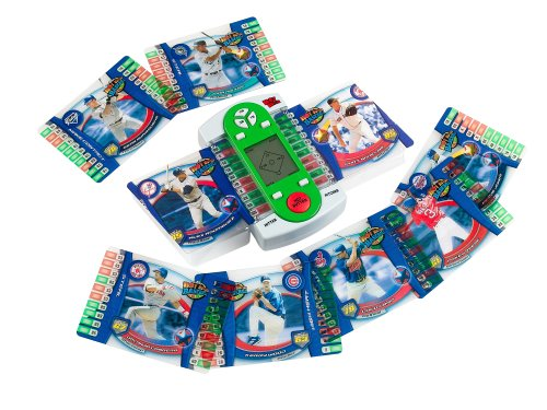 Topps Hot Button Baseball Starter (Electronic Baseball Card Game)