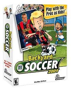 Backyard Soccer 2004 from Atari
