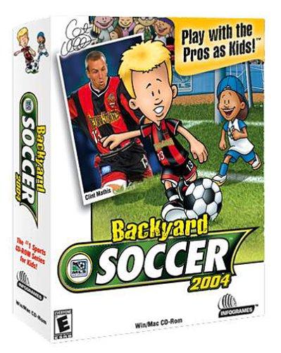Backyard Soccer Download : Backyard Soccer 2001 Mls Edition  PcMac (Hall Of Game)