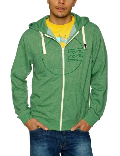 Billabong Modo ZH Men's Jumper Bright Kelly Heather X-Large