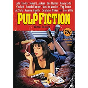 Amazon.com: Pulp Fiction: John Travolta, Uma Thurman, Samuel L ...