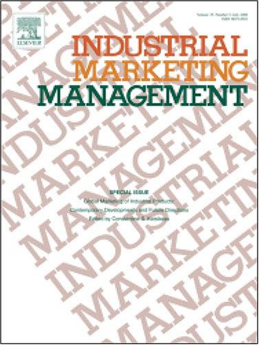 Representing markets: The shaping of fashion trends by French and Italian fabric companies [An article from: Industrial Marketing Management]