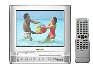 Sylvania 6720FDE 20-Inch Pure Flat TV/DVD/VCR Combo