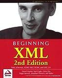 img - for Beginning XML 2nd edition by Hunter, David, Cagle, Kurt, Dix, Chris, Kovack, Roger, Pinno (2001) Paperback book / textbook / text book
