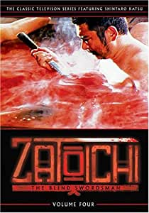 Zatoichi: TV Series, Volume Four