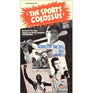 Sports Colossus: Heroes 20's 30's 40's movie