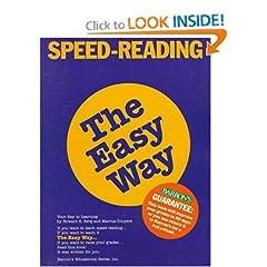 Speed Reading the Easy Way (Barron's E-Z)