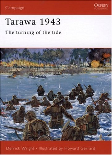 Tarawa 1943: The turning of the tide (Campaign), Buch