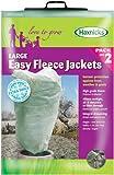 Tierra Garden 50-8000 2-Pack Haxnicks Easy Fleece Jacket, Large