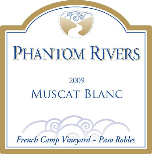 2009 Phantom Rivers Muscat Blanc 750 Ml