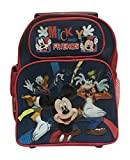 Disney Mickey Mouse Mini 12 Rolling Backpack