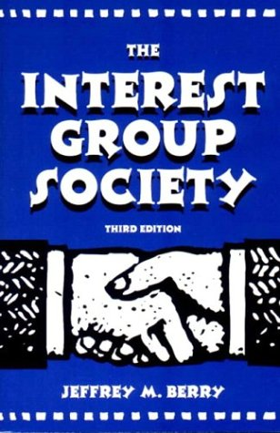 The Interest Group Society (3rd Edition)