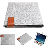 Inateck 2 in 1 Apple iPad Mini Case Cover Sleeve Carrying Protector Bag for iPad Mini, iPad Mini 3, iPad Mini with Retina Display and Nokia N1, Portable Stand for Tablets