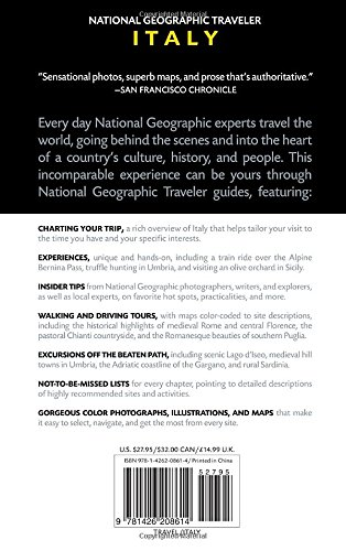 National Geographic Traveler: Italy