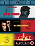 Mission Impossible/the Sum of All Fears/the Core [DVD]