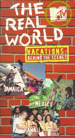 The Real World: Vacations: Behind the Scenes [VHS]