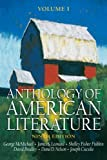 img - for Anthology of American Literature, Volume I (Anthology of American Literature) book / textbook / text book