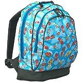 Wildkin Fireman Backpack - As shown