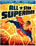 All-Star Superman (Amazon Exclusive Limited Edition with Litho Cel) Blu-Ray