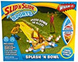 Inflatable drinking water Slides:Splash 'n dish Slip 'n Slide