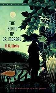 "Cover of ""The Island of Dr. Moreau (Banta..."