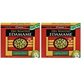 Seapoint Farms Edamame Dry Roasted Lightly Salted - Pack of 2