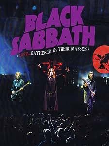 Black Sabbath Live. Gathered in Their Masses