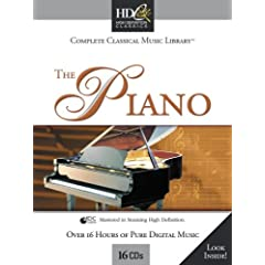 The Piano - Complete Classical Music Library