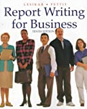 img - for Report Writing for Business book / textbook / text book