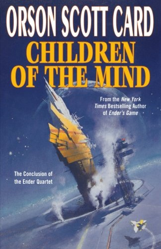 Cover of Children of the Mind (The Ender Quintet)