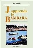 echange, troc José Moralès - J'apprends le Bambara (1 livre + coffret de 8 cassettes)