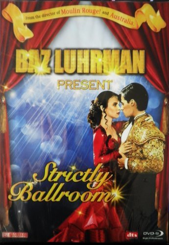 Strictly Ballroom (1992) Paul Mercurio, Tara Morice DVD 【海外版】