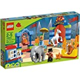 Lego Duplo 10504 My First Circus Elephant Horse Lion New in Box Special Gift Fast Shipping and Ship Worldwide