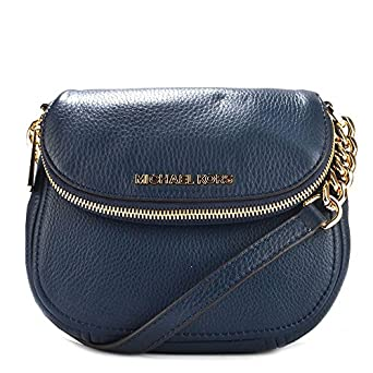 Michael kors bedford borsa a tracolla one size blu amazon for Michael kors borse amazon