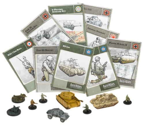 Buy Axis & Allies CMG Booster Base Set