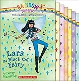 Rainbow Magic the Magical Animal Fairies Set of 7 Books (Rainbow Magic, Includes Ashley the Dragon Fairy, Lara the Black Cat Fairy, Erin the Phoenix Fairy, Rihanna the Seahorse, Sophia the Snow Swan, Leona the Unicorn, Caitlin the Ice Bear)