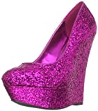 Pleaser Women's Luster-20/HPG Platform Pump