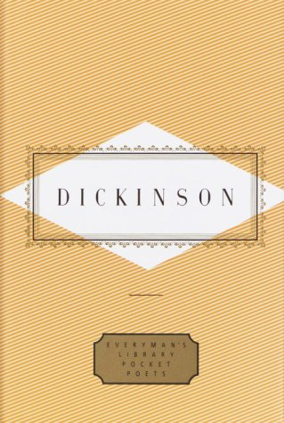 Dickinson: Poems (Everyman's Library Pocket Poets)