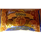 Palmer Gold Coins Solid Milk Chocolate Flavored Coins 5 Oz