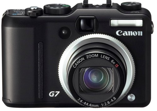 Canon PowerShot G7 is the Best Compact Point and Shoot Digital Camera for Travel and Action Photos Under $750