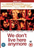 We Don't Live Here Anymore [DVD]