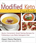 The Modified Keto Cookbook: Quick, Co...