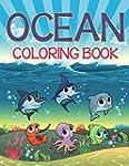 Ocean Coloring Book: Coloring Books f...