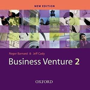 Business Venture 2 Jeff Cady, Roger Barnard